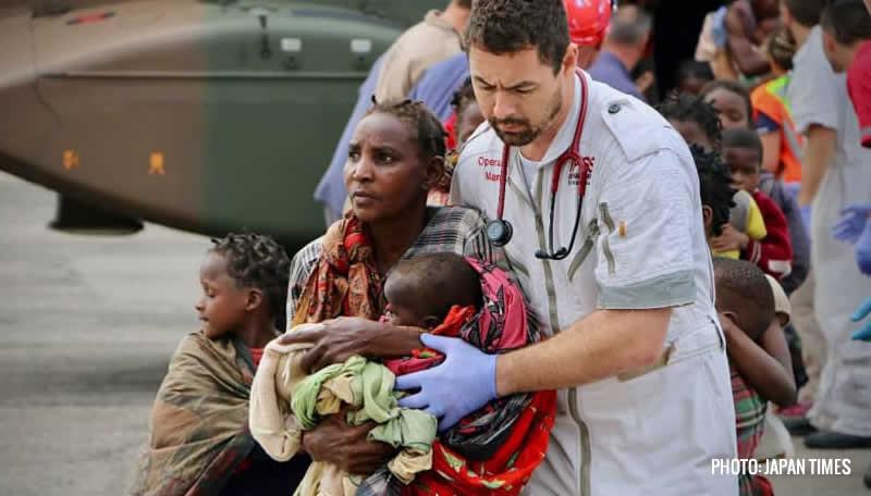 Humanitarian Aid, Mozambique