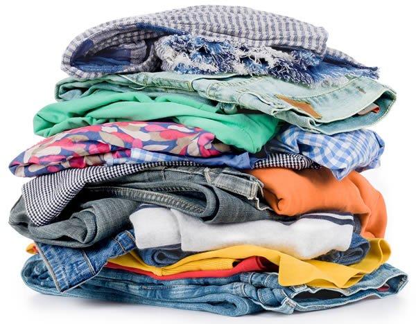 clothing donation